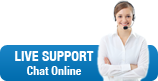 Chat with Live Support